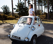 Win this BMW Isetta